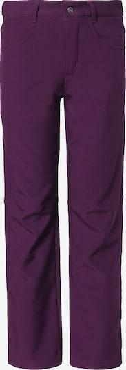 KILLTEC Softshellhose 'Emyro' in lila, Produktansicht