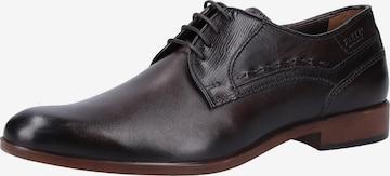 Chaussure à lacets FRETZ MEN en marron