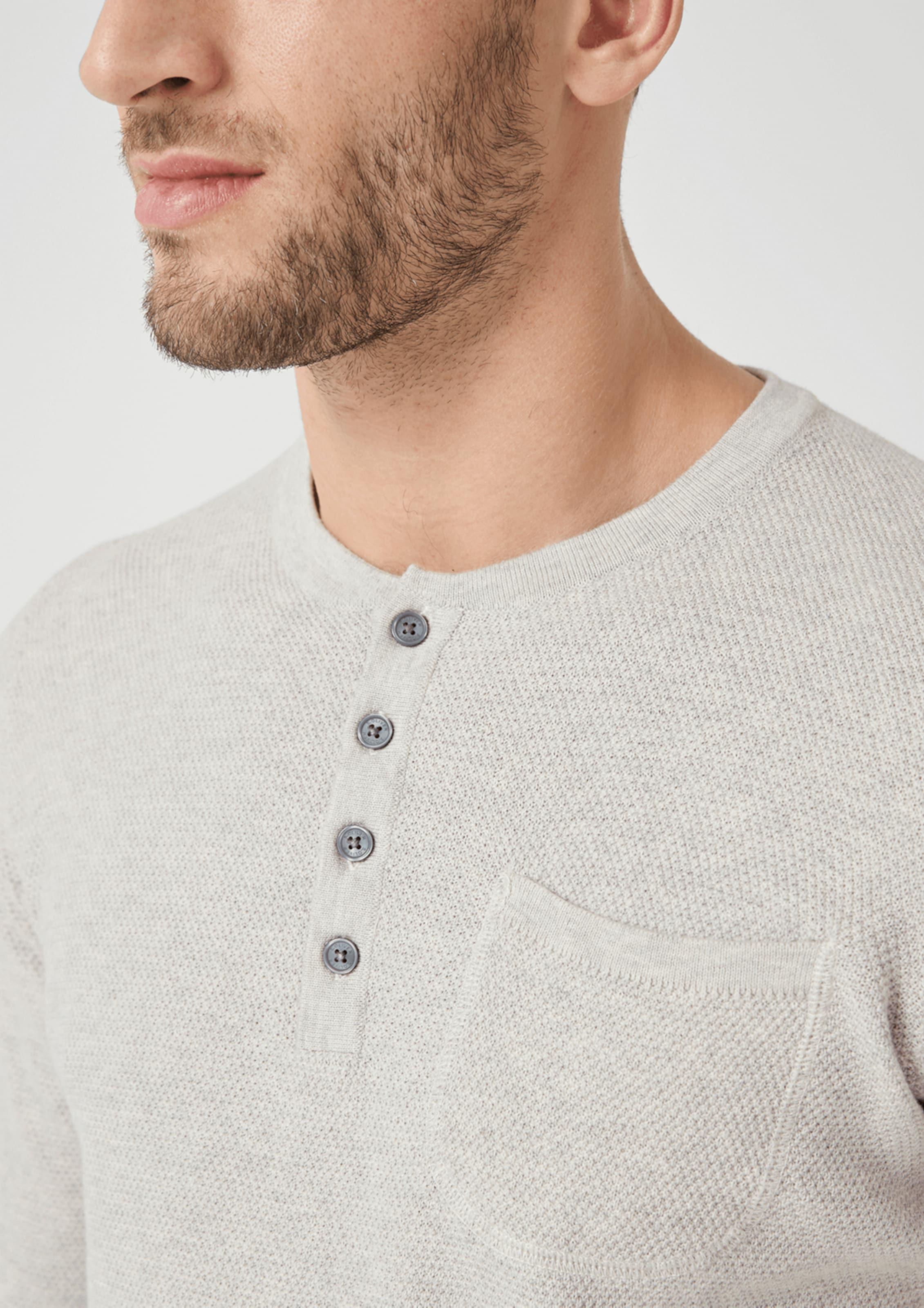 Pullover Pullover In oliver GrauNaturweiß oliver oliver GrauNaturweiß In S S S Pullover 9DE2WHI