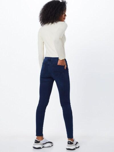 Džinsai 'Adriana' iš Mavi , spalva - tamsiai (džinso) mėlyna: Vaizdas iš galinės pusės