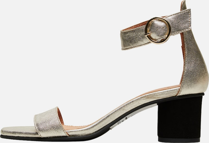 SELECTED FEMME Sandalen Verschleißfeste billige Schuhe