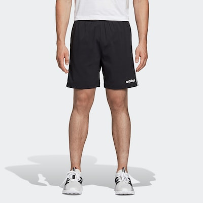 ADIDAS PERFORMANCE Sportbroek in de kleur Zwart: Vooraanzicht