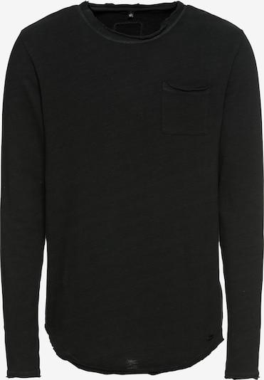 tigha T-Shirt 'Chibs P.' en noir, Vue avec produit