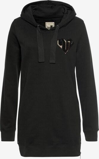 OCEAN SPORTSWEAR Sweatshirt in schwarz, Produktansicht