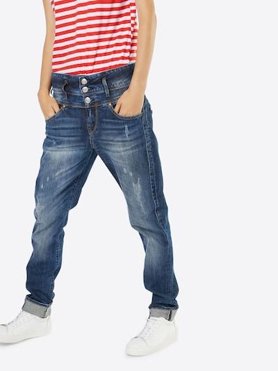 Herrlicher 'Raya' Boyfriend Jeans in blue denim, Modelansicht