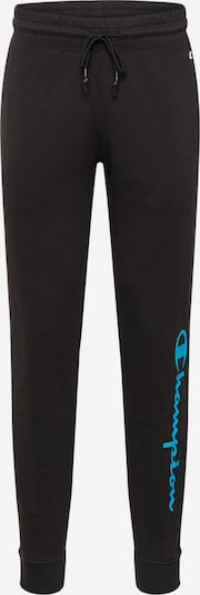Pantaloni Champion Authentic Athletic Apparel pe negru, Vizualizare produs