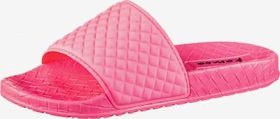 Kamoa Badelatschen 'PS NELE' in pink, Produktansicht