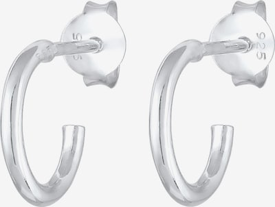 ELLI Ohrringe in silber, Produktansicht