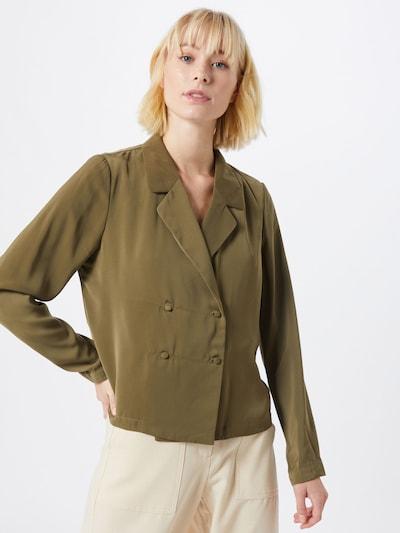 VERO MODA Blazer 'VMKARINA' in khaki, Modelansicht