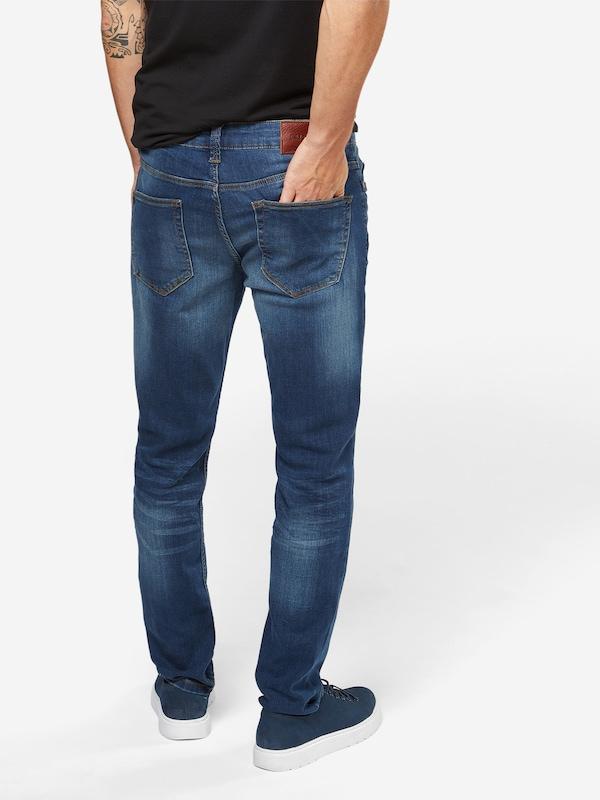 Only & Sons Jeans Weft Med Blue 5076 Pk
