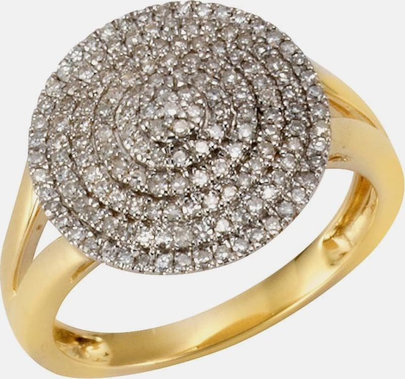 Firetti Diamond Ring