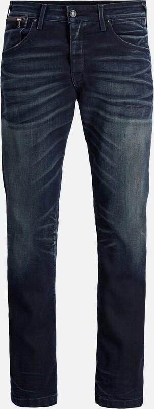 JACK & JONES Jeans 'Mike Lab BL 847' in dunkelblau  Bequem und günstig