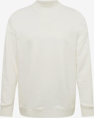 Bluză de molton 'BENJEN' DRYKORN pe offwhite: Privire frontală