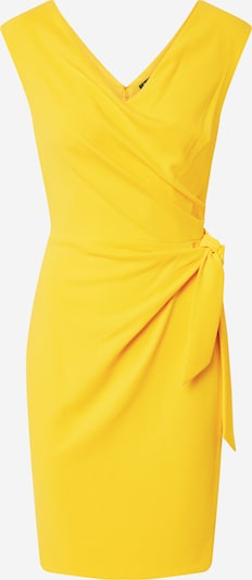 Lauren Ralph Lauren Kleid 'CLEONIE-CAP SLEEVE-COCKTAIL DRESS' in gelb, Produktansicht