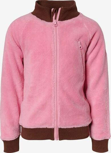 Racoon Outdoor Outdoorjacke 'Tapti' in dunkelbraun / pink, Produktansicht
