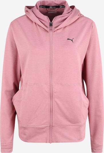 PUMA Sportief sweatvest 'Yogini' in de kleur Rosa, Productweergave