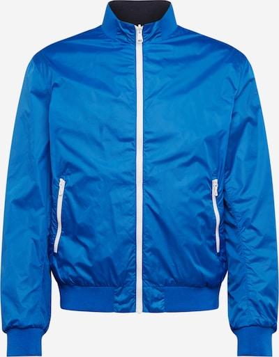 Colmar Tussenjas 'REV.JKT' in de kleur Navy / Royal blue/koningsblauw, Productweergave