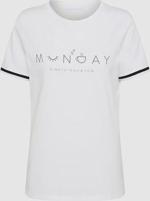 EINSTEIN & NEWTON Shirt 'Monday Shirt Emma' in Wit