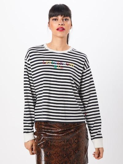 LEVI'S T-Krekls pieejami melns / balts: Priekšējais skats