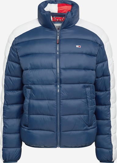 Tommy Jeans Zimní parka - námořnická modř / bílá, Produkt