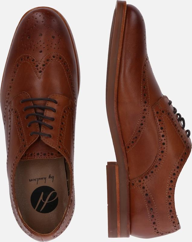 Hudson Lacets En 'balleter' À London Noisette Chaussure b6gv7yYf