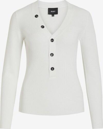 OBJECT Pullover in weiß, Produktansicht
