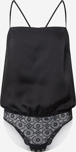 Icone Lingerie Body 'TARA' in schwarz, Produktansicht