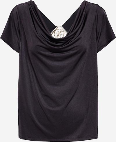 GUESS Koszulka 'MAAT' w kolorze czarnym, Podgląd produktu