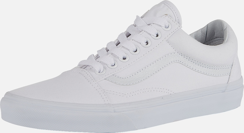 Blanc Vans Baskets Vans Vans Blanc En Baskets En Baskets Basses Basses QrCxthds