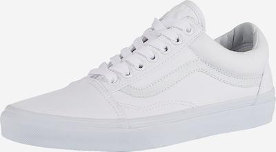 Sneaker low VANS pe alb, Vizualizare produs