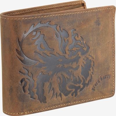 GREENBURRY Geldbörse in braun, Produktansicht