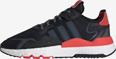 ADIDAS ORIGINALS Laufschuh in rot / schwarz, Produktansicht