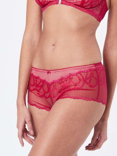 LASCANA Panty in weinrot: Frontalansicht