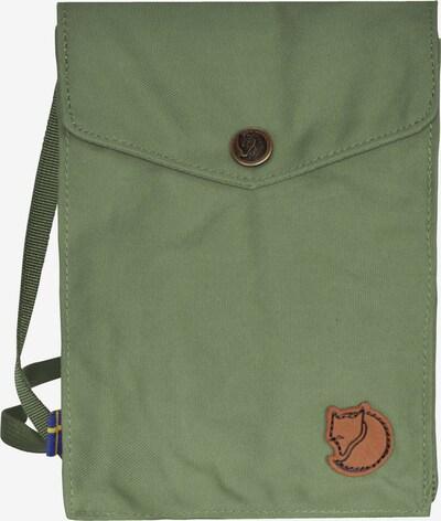 Fjällräven Pocket Brustbeutel in grün, Produktansicht