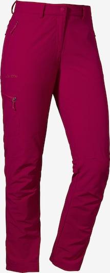 Pantaloni outdoor 'Ascona' Schöffel pe roșu, Vizualizare produs