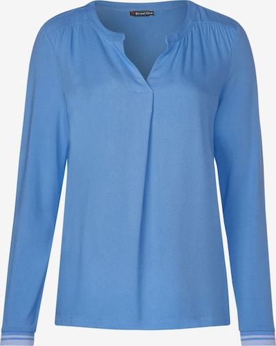 STREET ONE Shirt in hellblau, Produktansicht