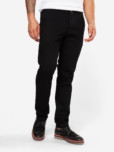DICKIES Chino 'Kerman' in schwarz, Modelansicht