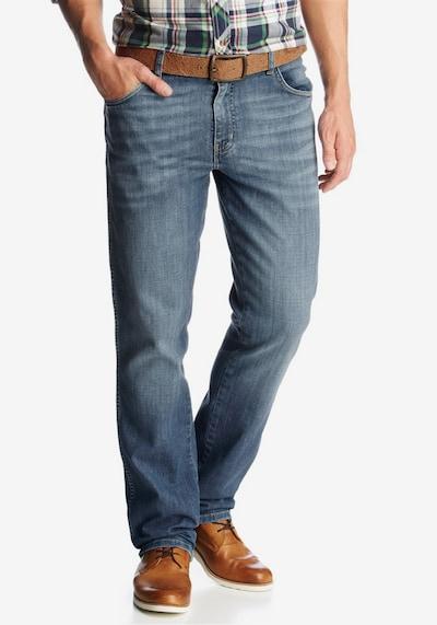 WRANGLER Jeans 'Texas Stretch' in blue denim, Modelansicht