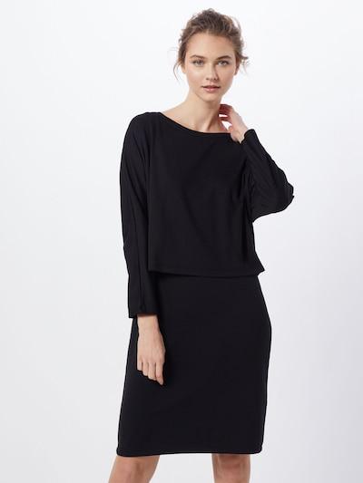 Suknelė 'softpunto' iš ESPRIT , spalva - juoda, Modelio vaizdas