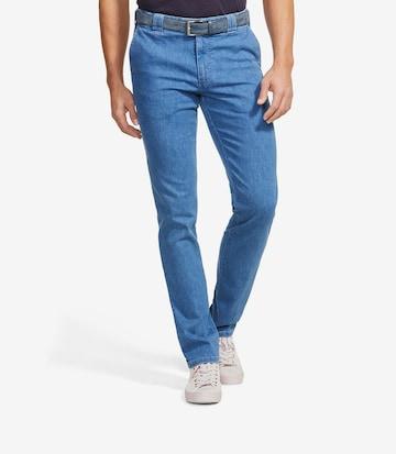 Meyer Hosen Jeans 'Coolmax' in Blau