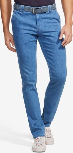 Meyer Hosen Coolmax Jeans in blau, Produktansicht