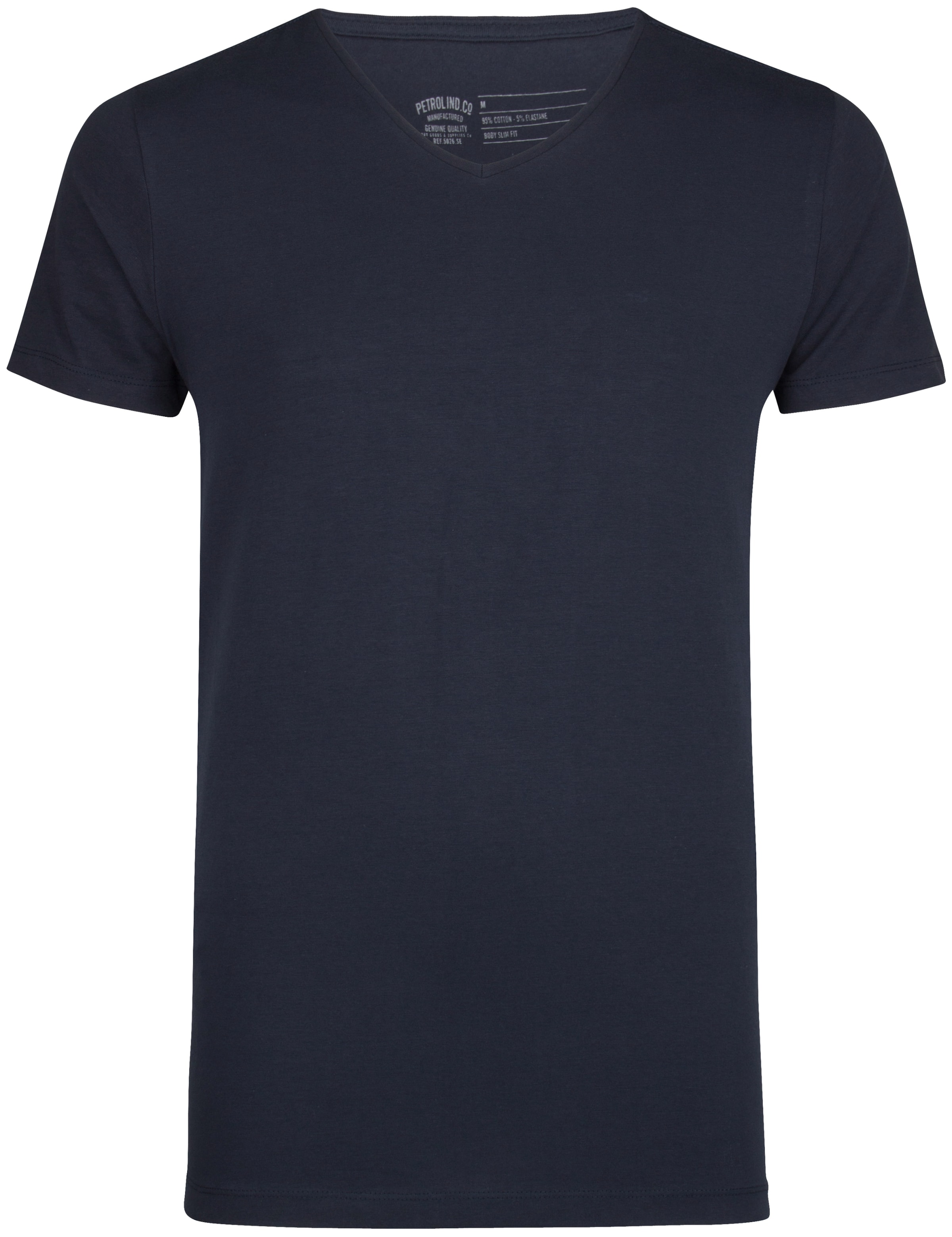 Petrol Industries 2er-Pack T-Shirts Billig Verkauf Wahl ZH5Crauw1