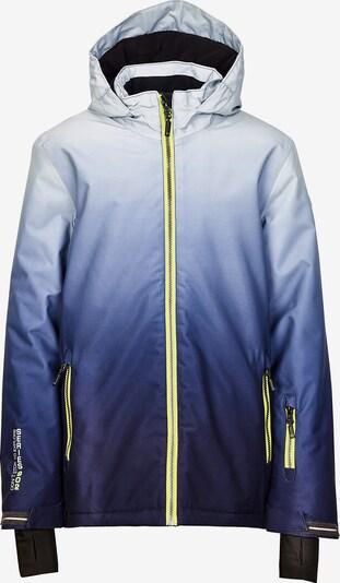 KILLTEC Skijacke 'Pendaro' in nachtblau / hellgrau, Produktansicht