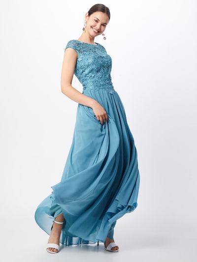 Vakarinė suknelė iš LUXUAR , spalva - benzino spalva: Vaizdas iš priekio