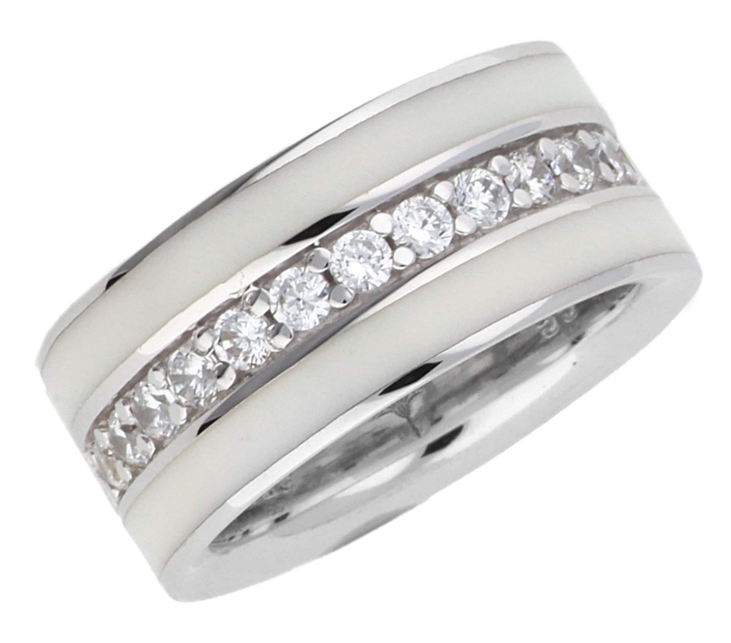 Freies Verschiffen Ebay Offizielle Seite JOOP! Fingerring Silber Silber Jessica KDP3PKl