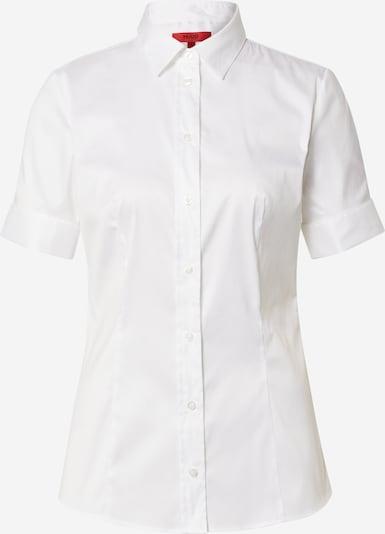 HUGO Chemisier 'Eshila' en blanc, Vue avec produit