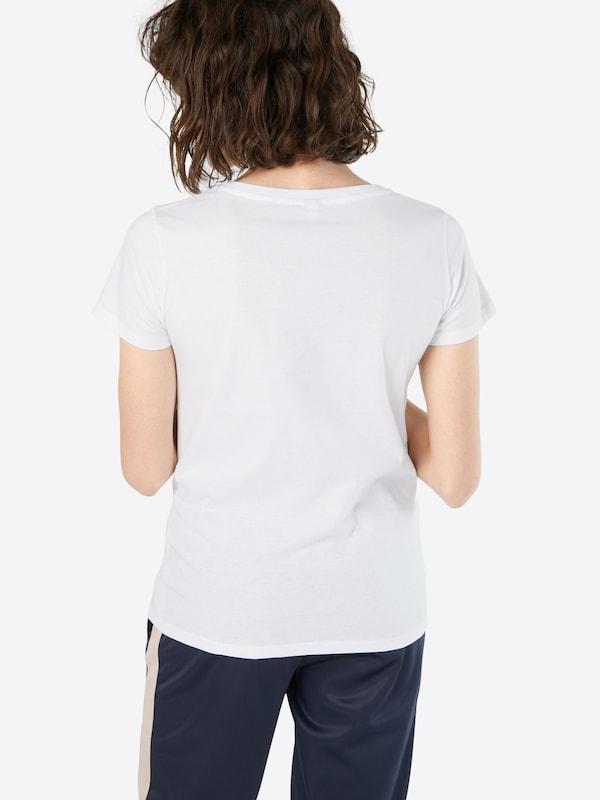 shirt Iriedaily T Blanc En 'spikey' 5L4A3jR