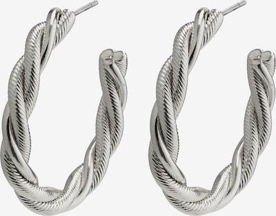 Pilgrim Boucles d'oreilles 'Baya' en argent, Vue avec produit