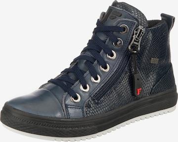 Jochie & Freaks Sneaker in Blau