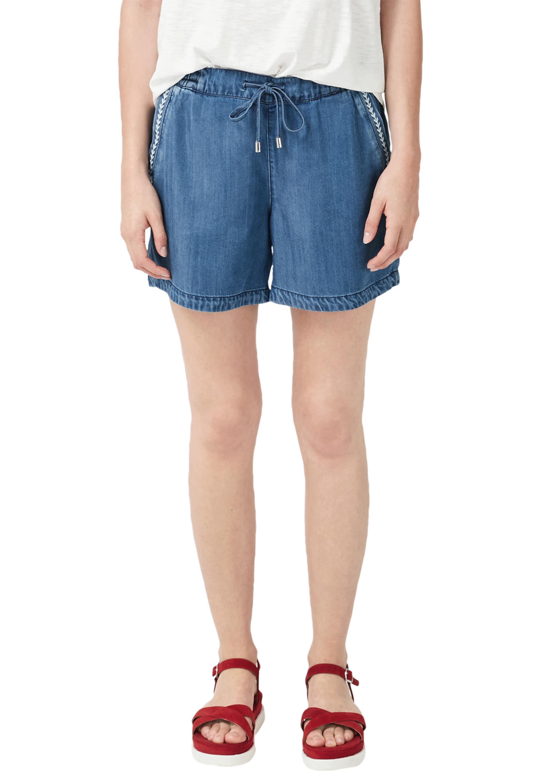 Blue In oliver Shorts S DenimWeiß nP8wO0k